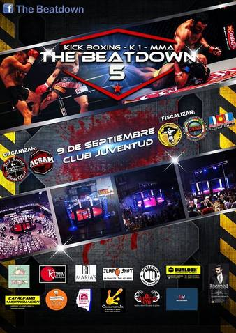 The Beatdown 5