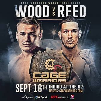 Cage Warriors 86