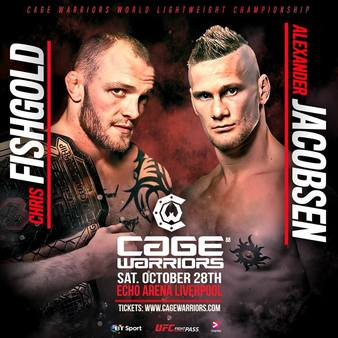 Cage Warriors 88