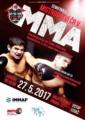 MMAA Arena Cup 33