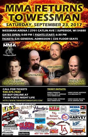 Inner Strength MMA 11