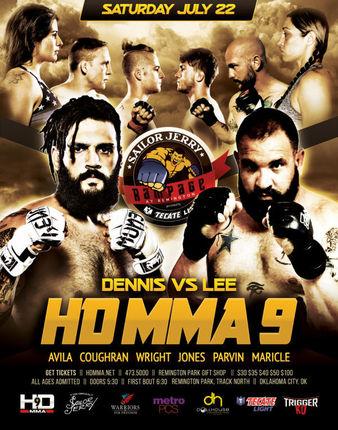 HD MMA 9