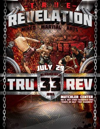 True Revelation MMA 33