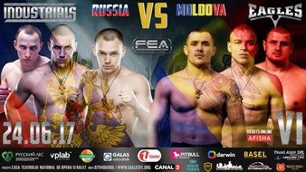Eagles Fighting Championship 6