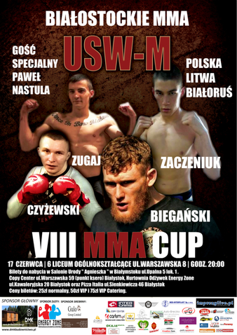 MMA Cup 8