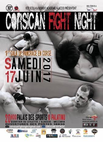 Corsican Fight Night 1