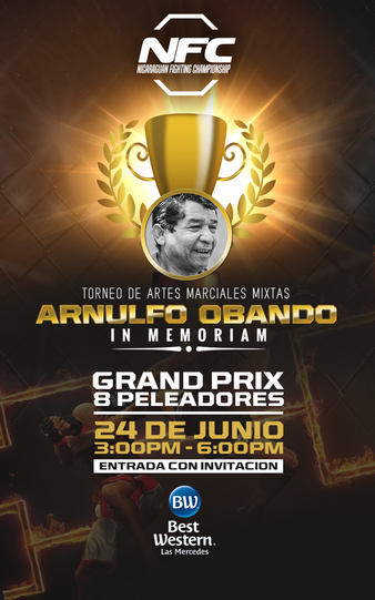 Torneo de MMA Arnulfo Obando