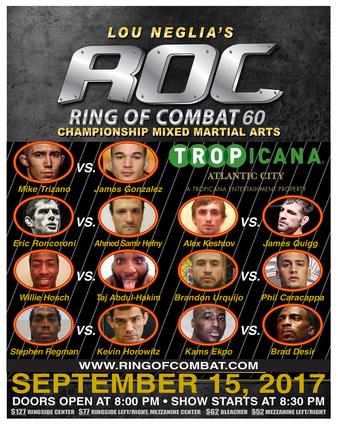 Ring of Combat 60