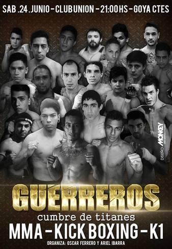 Guerreros MMA - Cumbre de Titanes