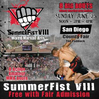 SummerFist 8