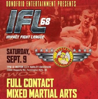 Impact Fight League 68