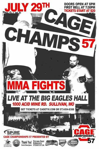 Cage Championships 57