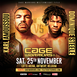 Cage Warriors 89