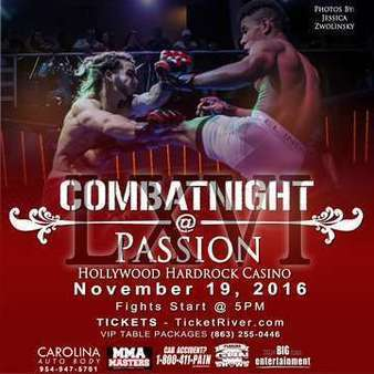 Combat Night 66