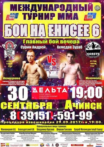 Battle on the Yenisey 6