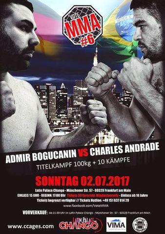 Vote MMA 6