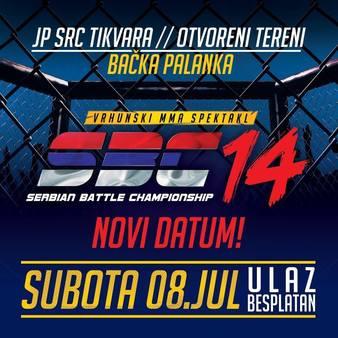 Serbian Battle Championship 14