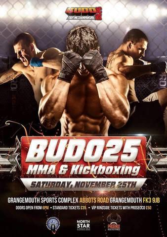 Budo Fighting Championships 25