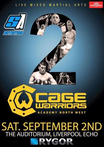 Cage Warriors Academy North West 2