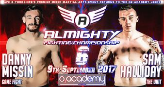 Almighty Fighting Championship 6