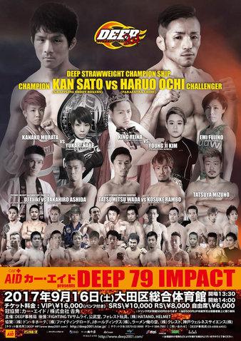 DEEP 79 Impact