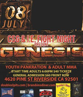 I.E. Fight Night 1