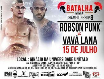 Batalha MMA 8