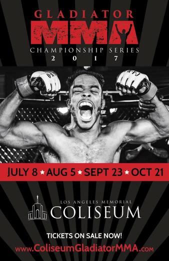 Gladiator MMA Championship Series 1