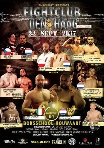 Fight Club Den Haag