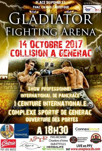 Gladiator Fighting Arena 8