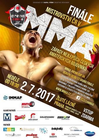 MMAA Arena Cup 34