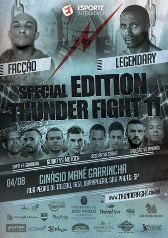 Thunder Fight 11