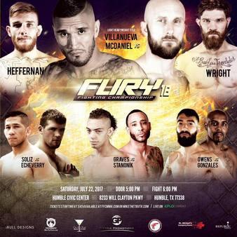 Fury FC 18