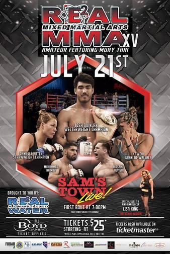 Real MMA 15