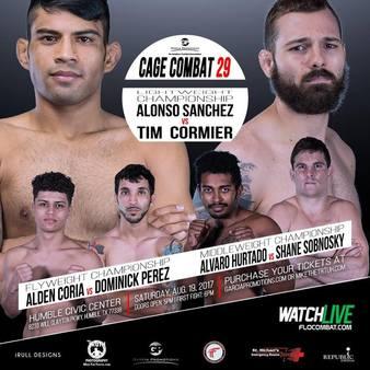 Cage Combat 29