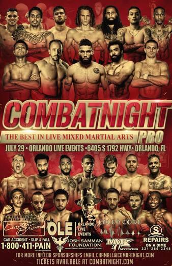 Combat Night 78