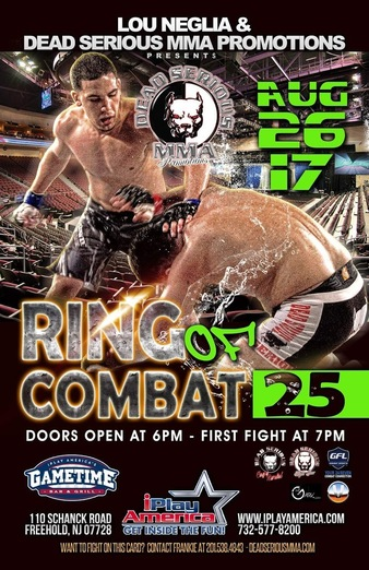 Ring of Combat AM 25