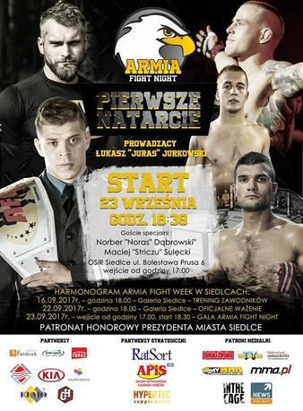 Armia Fight Night 1