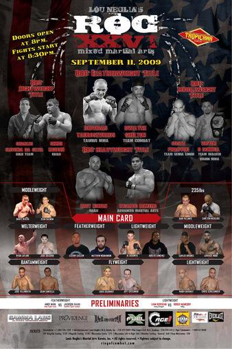 Ring of Combat 26