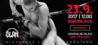 Slovenska Liga Amateruv MMA 14
