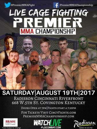 Premier MMA Championship 4