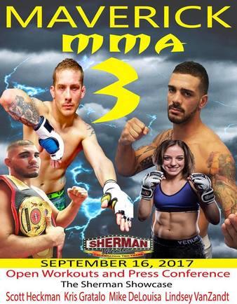 Maverick MMA 3