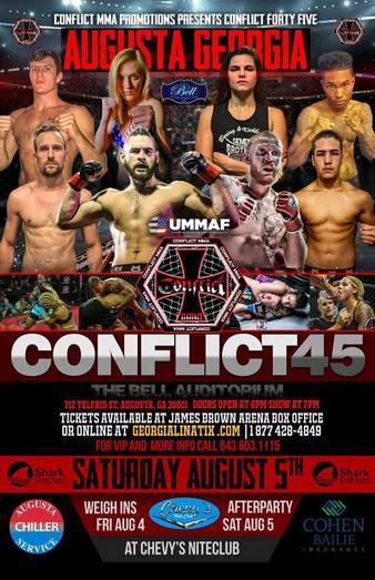 Conflict MMA 45