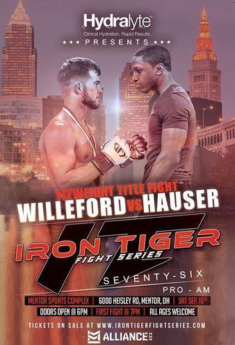 IT Fight Series 76
