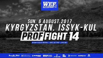 WEF ProfFight 14