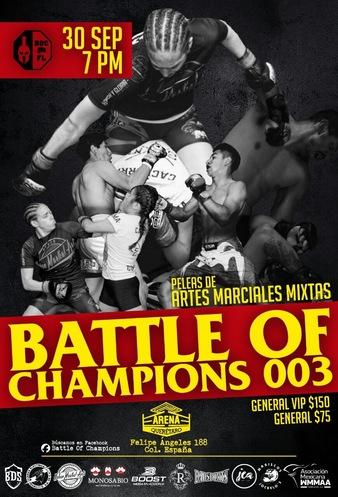 Battle Of Champions 003