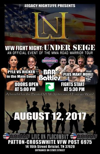 VFW Fight Night