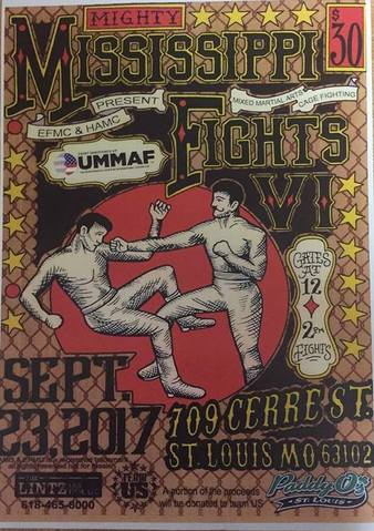 Mighty Mississippi Fights 6