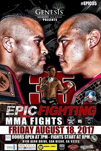 Epic Fighting 35