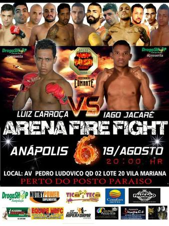 Arena Fire Fight 6